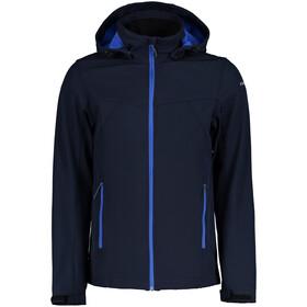 Icepeak Brimfield Softshell jakke Herrer, blå